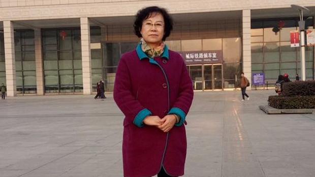 自由亚洲|709案辩护律师李昱函 看守所受虐冷水洗澡病发