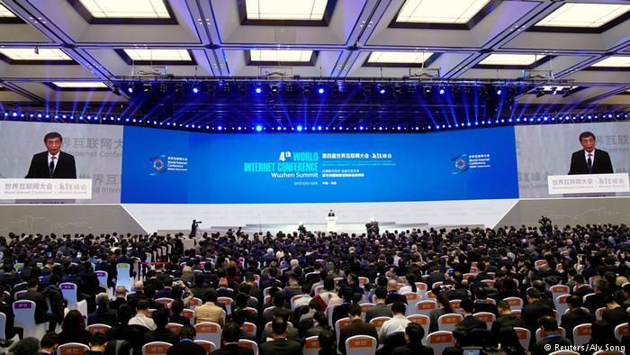 德国之声 | 中国式互联网:你做生意我审查