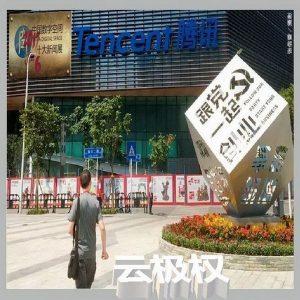 中国数字空间2017十大新闻展No. 6:云极权