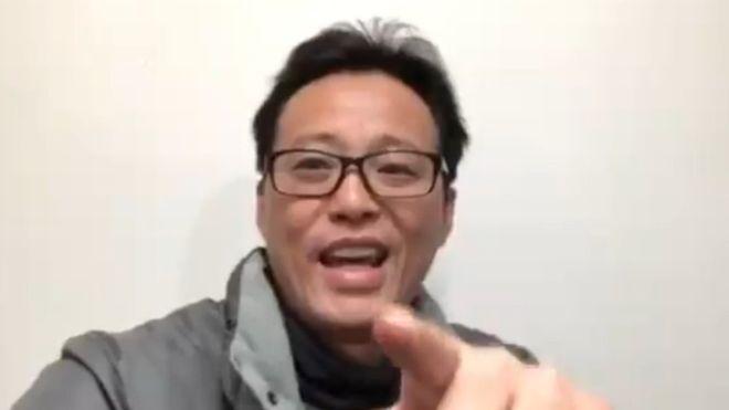 "BBC | 拍摄北京大清理艺术家华涌""被捕后获释"""