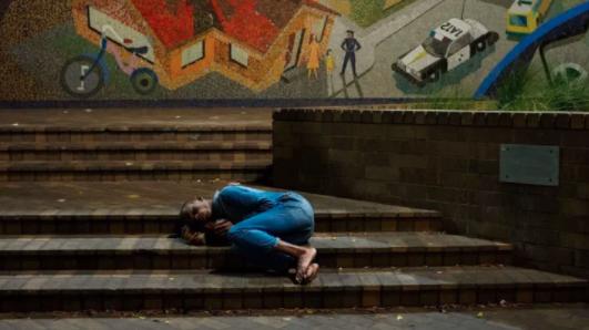 世界说   洛杉矶整治无家可归者行动