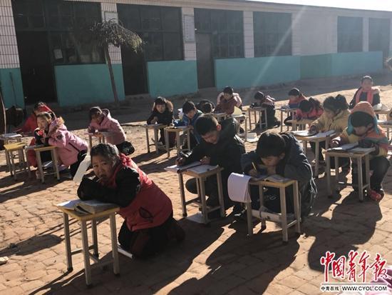 中国青年报 | 河北曲阳多所乡村小学至今未供暖