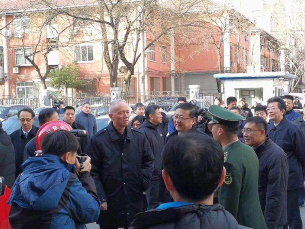 【CDTV】北京市委书记蔡奇:要敢于刺刀见红硬碰硬