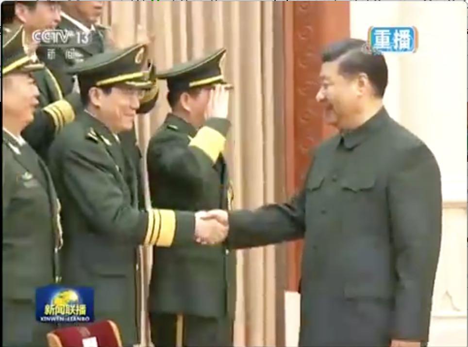 【CDTV】52秒不间断的掌声:新闻联播如何为习近平鼓掌