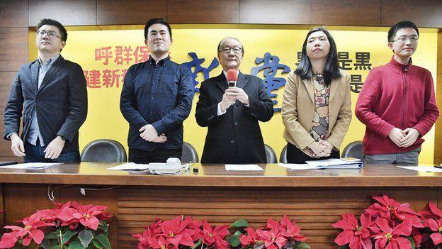 "BBC| ""共谍""价码曝光?新党坚称王炳忠""只是证人"""