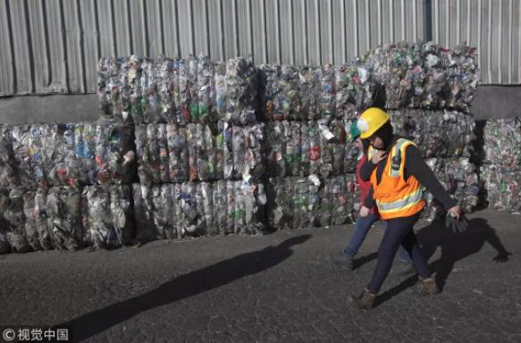 """【异闻观止】中国禁止洋垃圾进口 这些国家也快要""""吃不消了"""""""