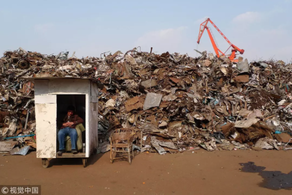 浪潮工作室 | 洋垃圾为什么偏要到中国来