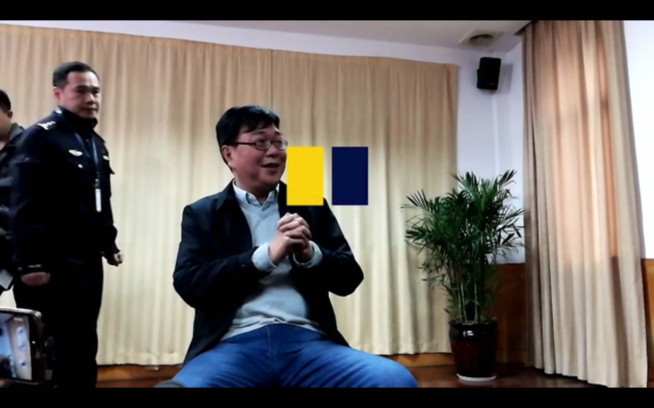 美国之音 | 二度被抓,瑞典籍香港书商再认罪