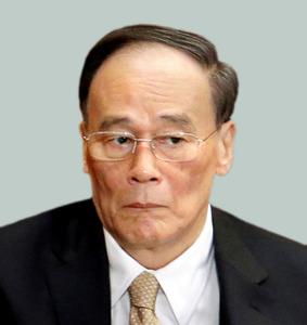 Image result for 王å2å±±å‰ˉ主å¸-