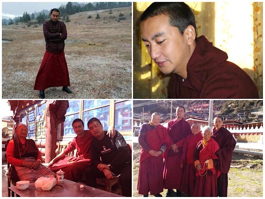自由亚洲 | 返藏探亲僧人被捕获刑六年