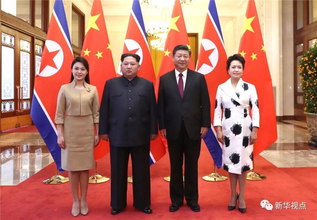 """【众人推】""""宇宙大元帅""""蹿访西朝鲜觐见""""千年圣君"""""""