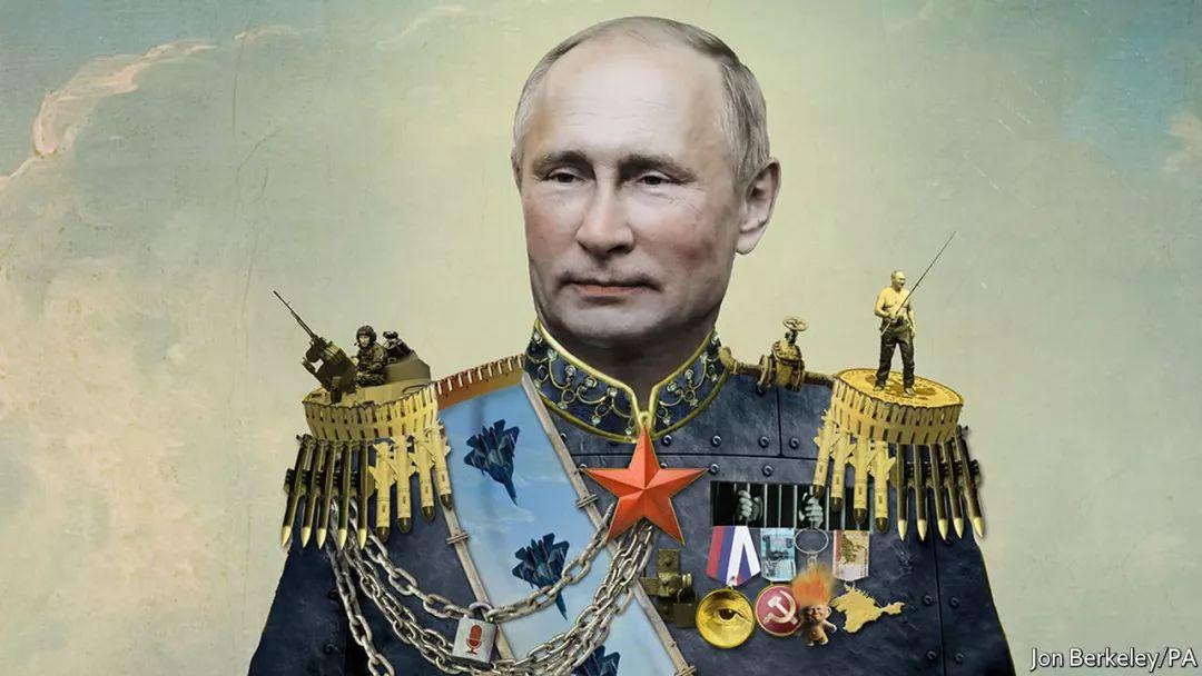 东方历史评论 | 普京时代的政治笑话