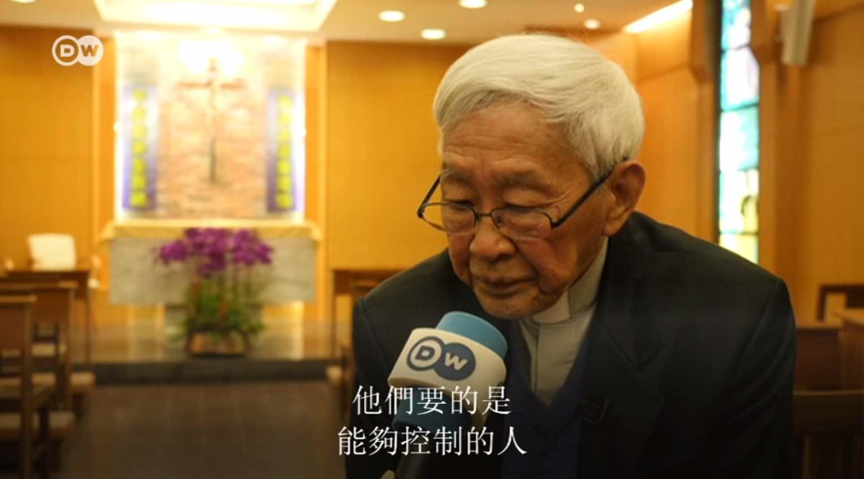 美国之音 | 香港荣休枢机主教陈日君:有口气 就要讲话