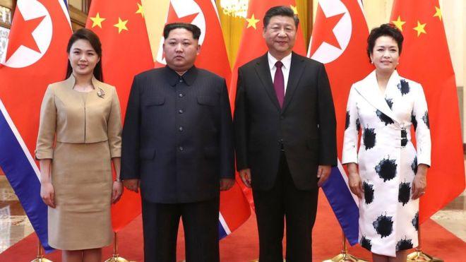 BBC | 时机特殊的快速访问:金正恩访华会晤习近平
