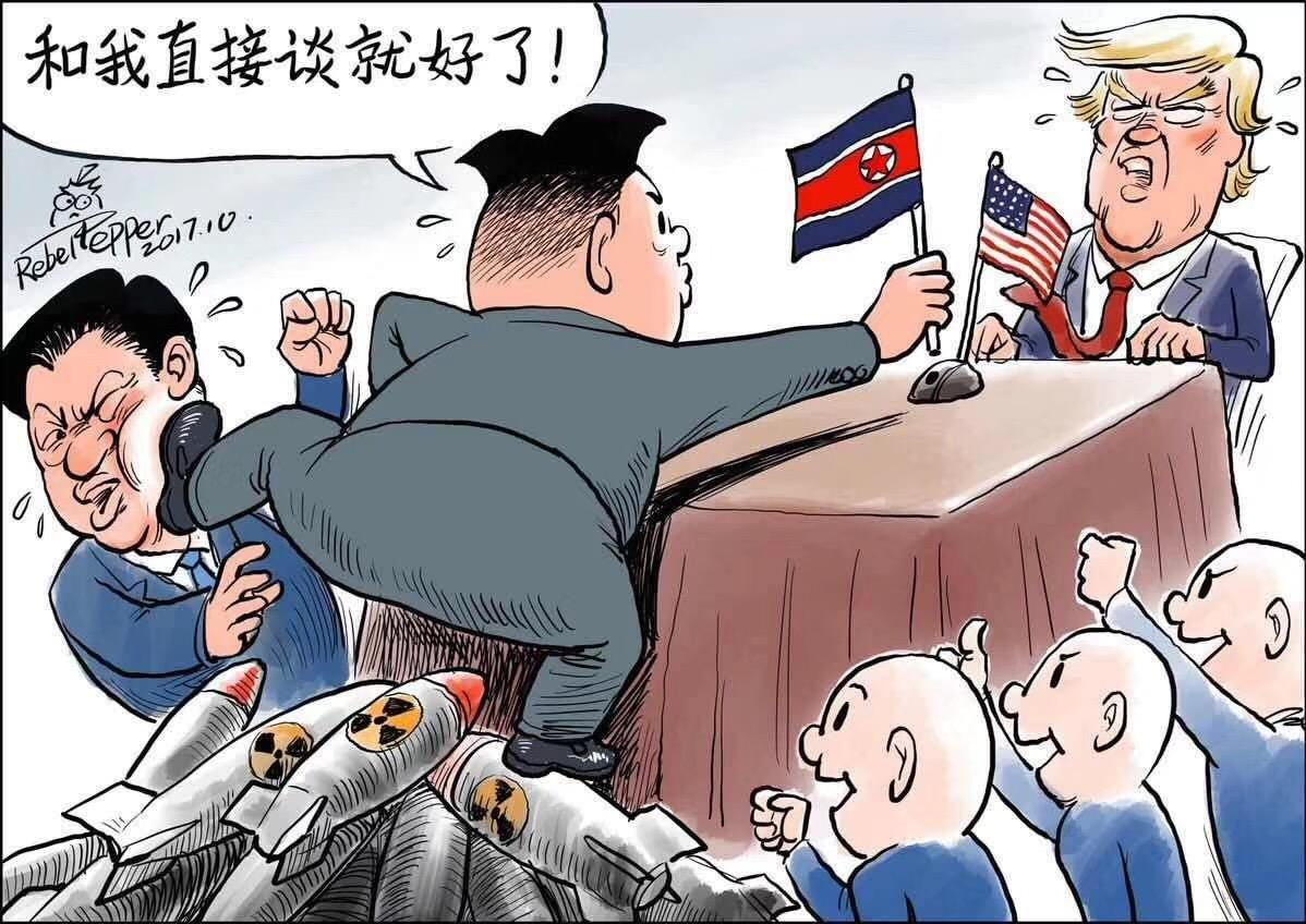 单仁乎: 川金会未定,中国已是最大赢家