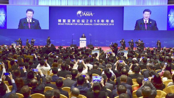 习近平在博鳌亚洲论坛