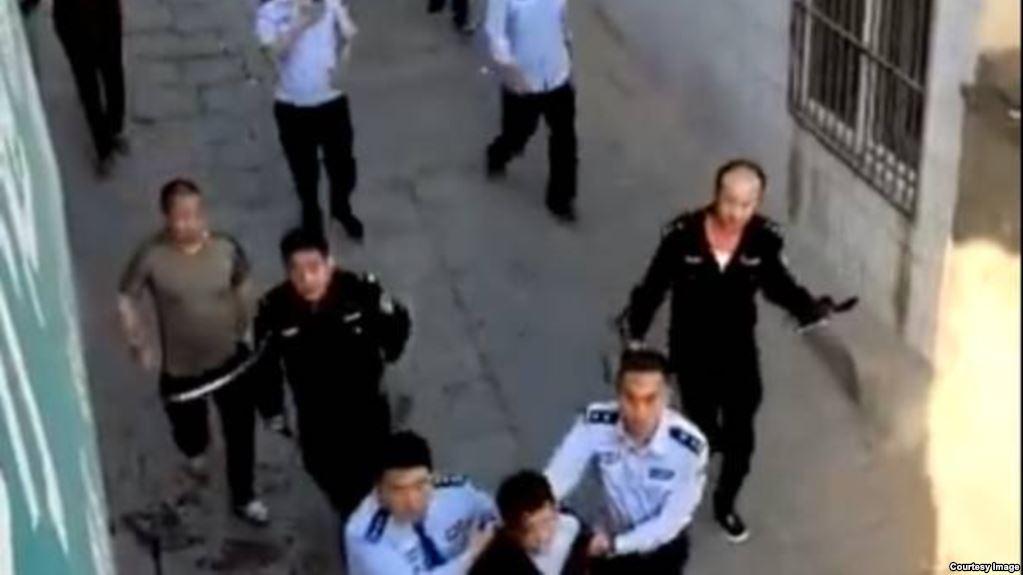 美国之音 | 陕西米脂县有人持刀刺伤多名中学生,9人死亡