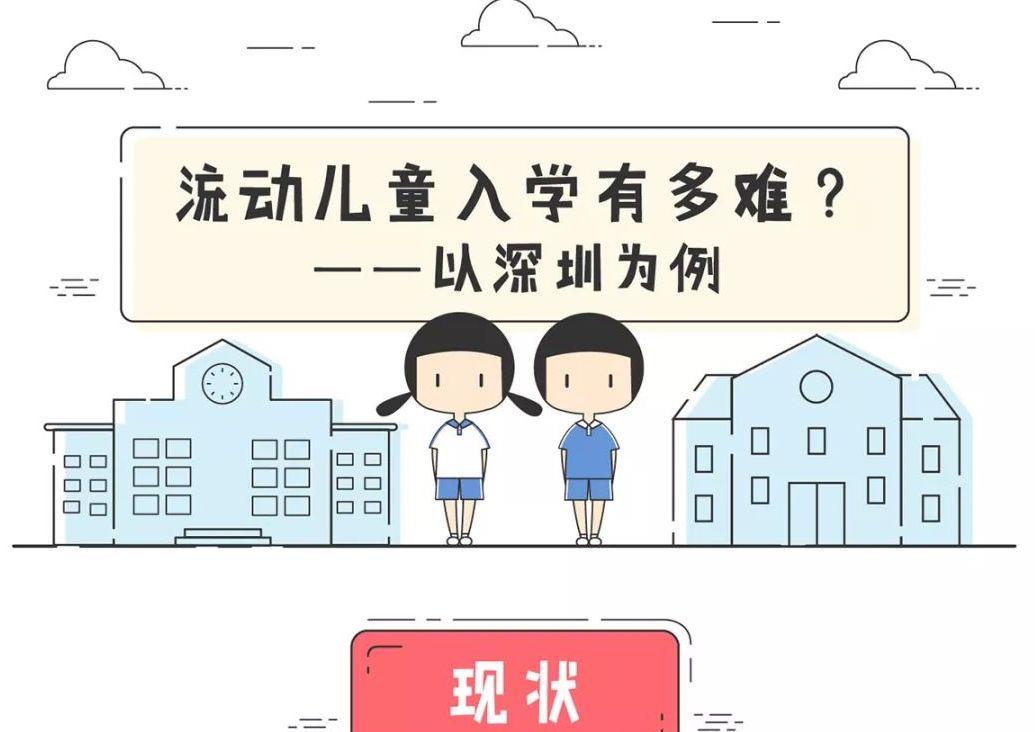 尖椒部落 | 儿童节,我希望我的孩子在深圳有学上