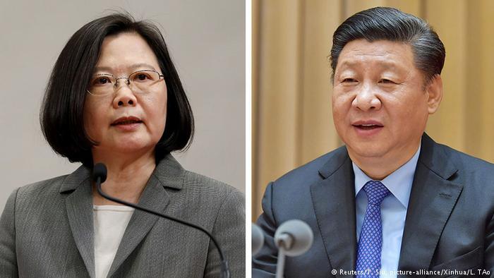 德国之声 | 加强中国人赴台审查 陆委会:打击统战