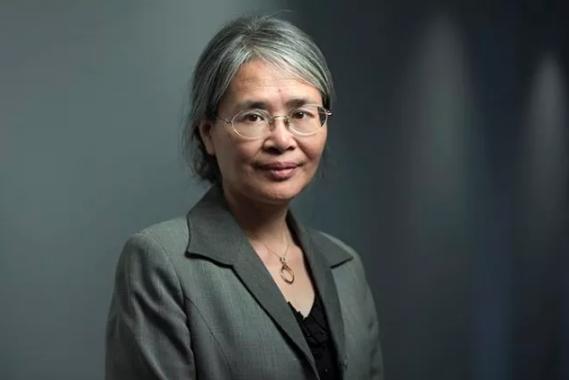 小五访谈   冯媛:反对性别暴力是一辈子的事情