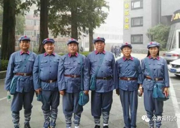 自由亚洲 |「爱国爱党」渗透宗教 主教扮红军到井冈山受训