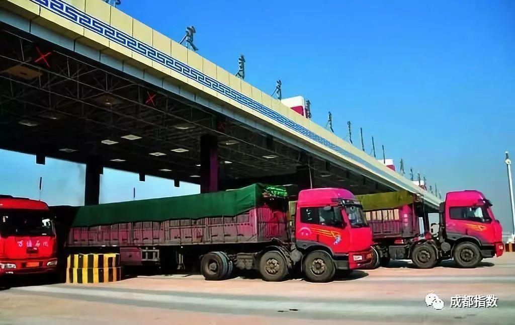 成都指数 | 卡车司机罢工的背后:卡车运输对我们如此重要