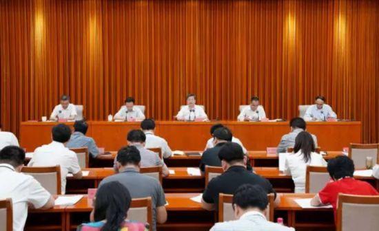 长安剑 | 中央政法委秘书长:确保2020实现公共监控全域覆盖
