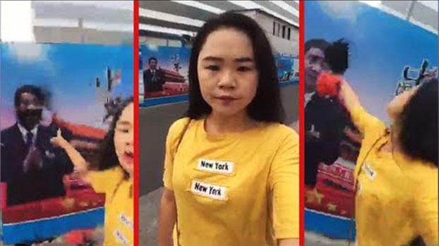 自由亚洲电台 | 泼墨女孩父亲最新声明(8月1日)