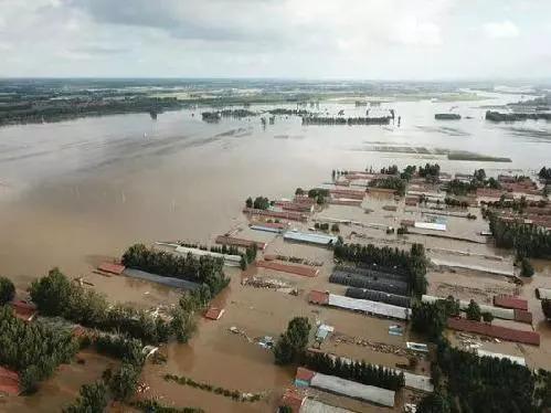 Vista看天下 | 东寿光因水库泄洪被淹 下游人民就该受灾吗?