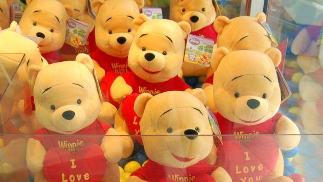 BBC | 除了维尼熊还有这些西方明星不能去中国