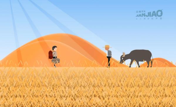 尖椒部落 | 故乡的云笼罩丰收的土地,丰收的土地却埋葬了希望