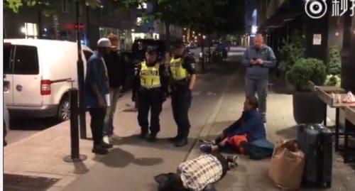 天天快报 | 瑞典警察将中国老夫妇半夜扔坟场?真相是…