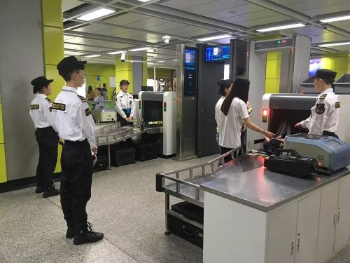 NGOCN君|广州地铁迈进人脸识别安检时代