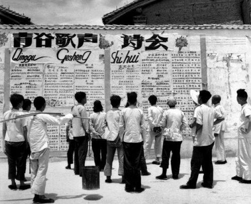 唐三角:中国识字往事