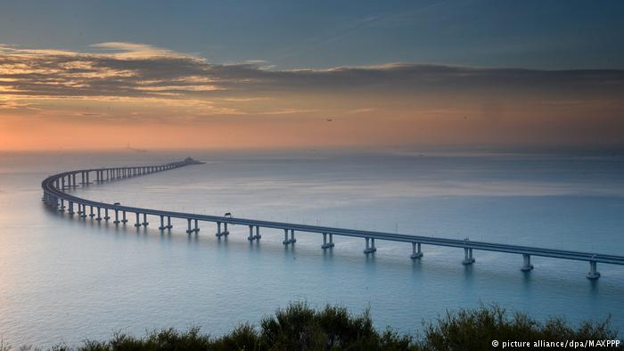 德国之声   港珠澳大桥开幕 习近平南巡用意为何?