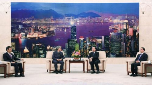 BBC | 港媒集体删改报道引发自我审查的忧虑