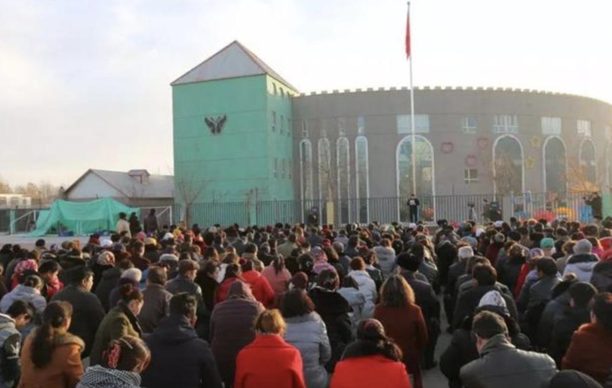【异闻观止】认同中华文化,维吾尔族干部改名