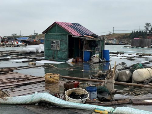 后窗 | 泉港碳九泄漏后的9天:蔓延的油污和恐慌