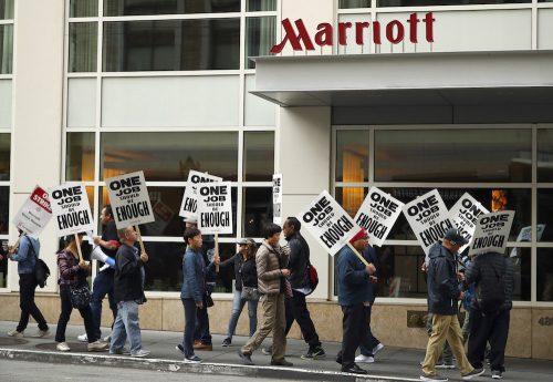 美国驻华大使馆 | 美大学生马克思主义社团声援工人