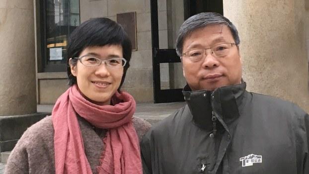 自由亚洲 | 疑恐「集中营」曝光 名摄影师卢广在新疆被带走