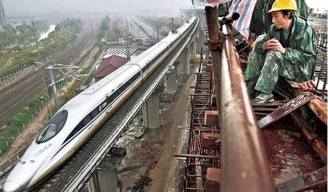 【旧文】温克坚:中国高铁大跃进中的财政陷阱