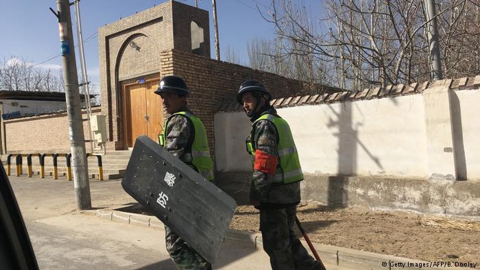 德国之声 | 250万新疆居民难逃中国掌心