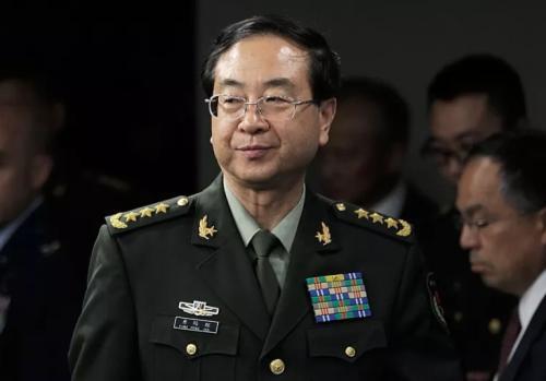 新华社 | 中央军委联合参谋部原参谋长房峰辉被判处无期徒刑