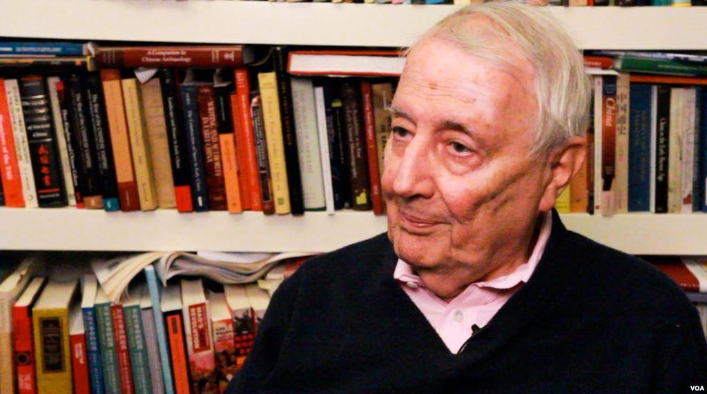 学人 | 著名历史学家麦克法夸尔教授逝世