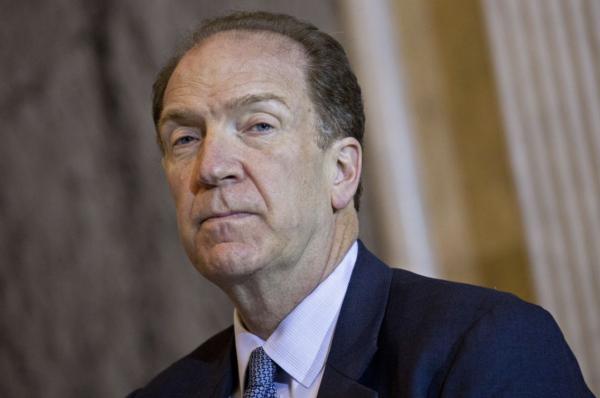 BBC | 世界银行新行长之争:特朗普提名对华鹰派马尔帕斯