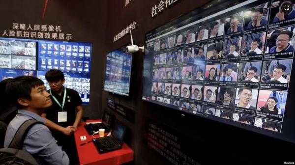 VOA | 中国监视网络催生产业新富豪 资产超过特朗普