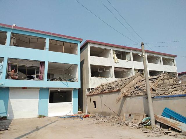 凤凰周刊 | 响水爆炸旁的村庄