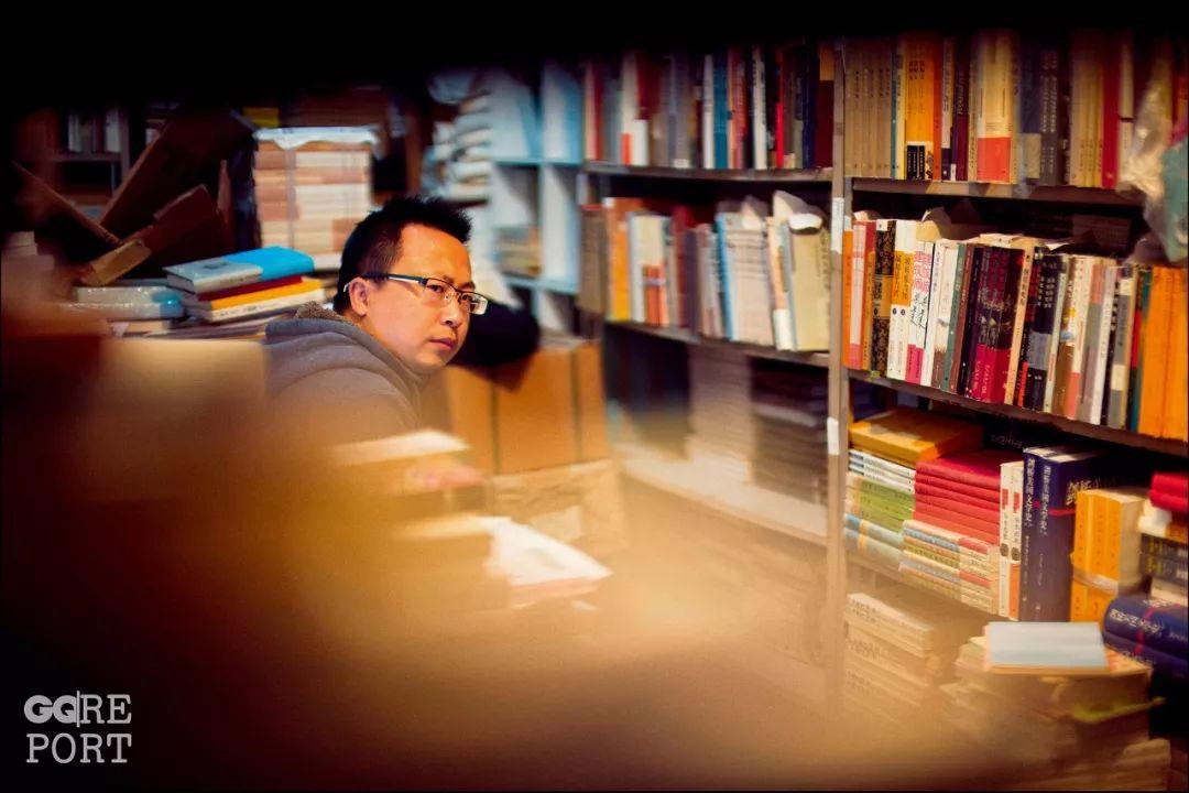 GQ报道 | 一家只卖滞销书的书店
