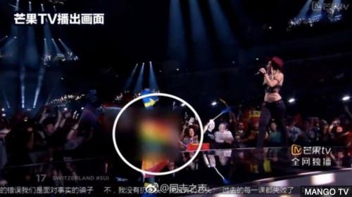BBC | 奥斯卡2019:中国芒果TV抹去同性恋字眼惹争议