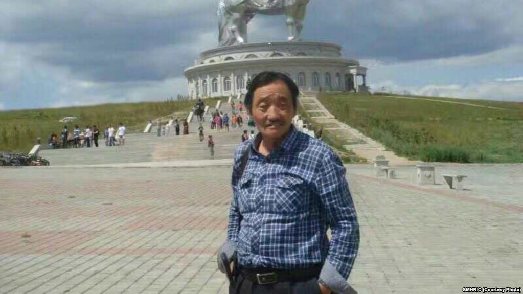 美国之音 | 内蒙古作家斯琴巴特尔抗议而遭逮捕